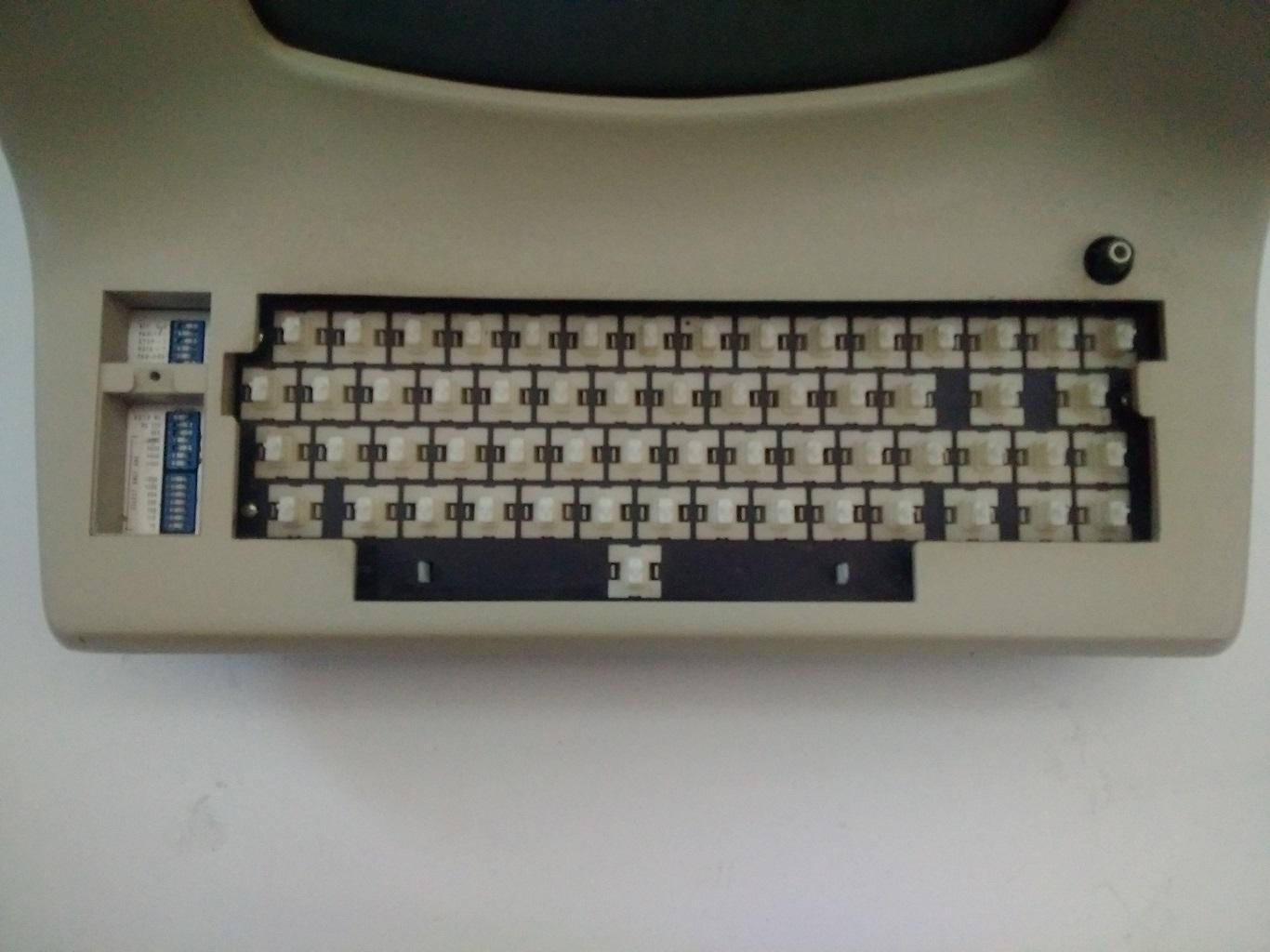 Lear Siegler Adm 3a Terminal Vintagecomputer Ca