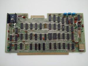 Vector Graphic Micropolis Floppy Controller - Front