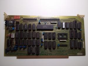 CCS 2422 Floppy Controller - front