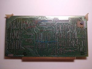 CCS 2422 Floppy controller - back