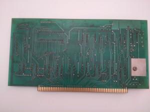 IMSAI MPU-A Rev 4 8080 CPU card - Back