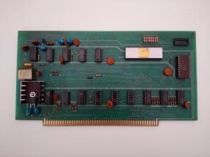 IMSAI MPU-A Rev 4 8080 CPU card - Front