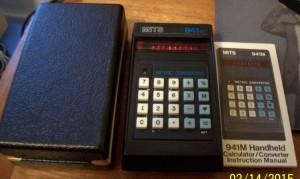 MITS 941M Calculator