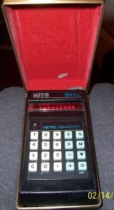 MITS calcuator in box