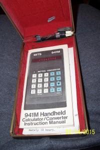 MITS calculator manual