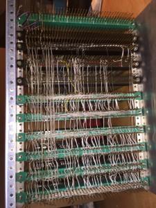 Rack Underside Wiring