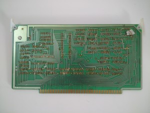 Vector Graphic Z-80 CPU card - Back