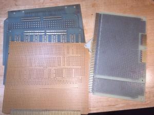 Spare prototype boards