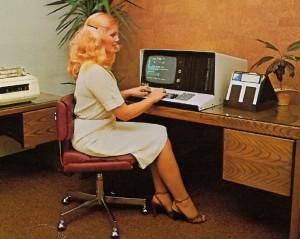 Zeus 80 Computer in Use
