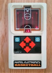 Mattel Electronics Basketball