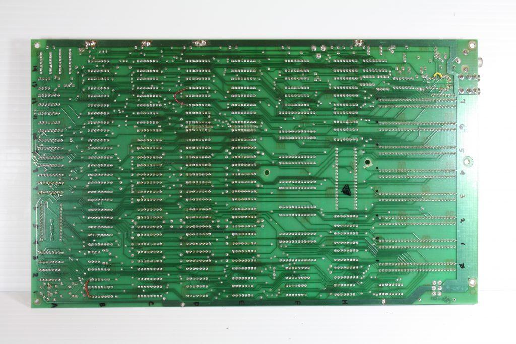 Apple II Rev 3 Green back